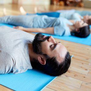 relaxation class davenham